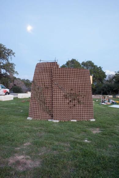 Installation at the Jewish Community Center