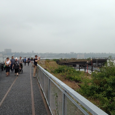 The Path Leading to the Hudson River