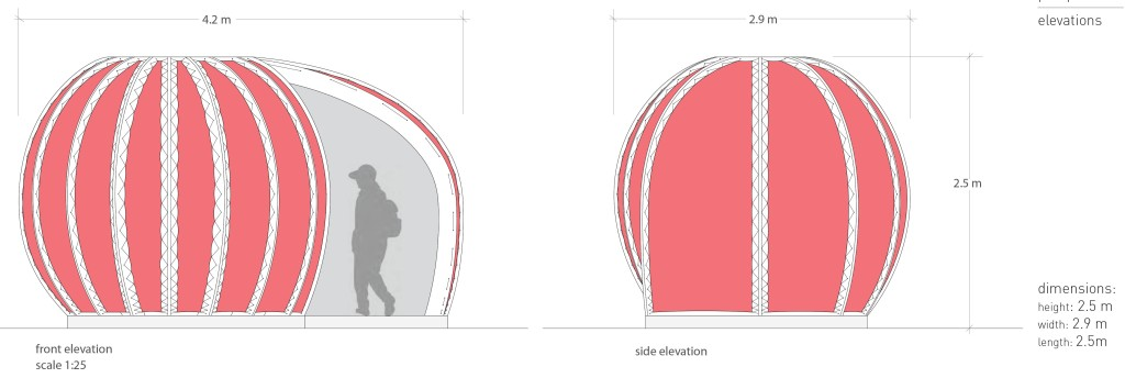 Snowglobe Elevations